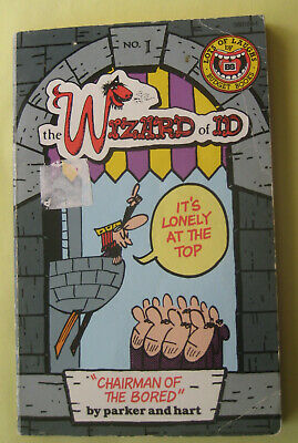 The Wizard Of Id <>  No. 1  Chairman Of The Board