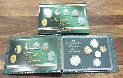 Royal Australian Mint 2004 Holographic Six Coin Proof Set