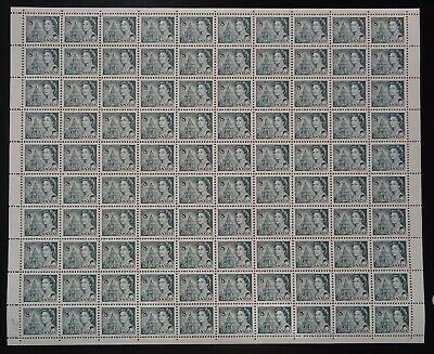 CANADA - MINT SHEET OF 100 STAMPS - VFNH - SCOTT 544pxix - DEFENITIVES