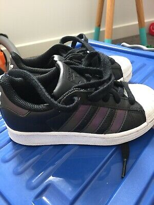 Adidas Ortholite Size US11 Leather Sneakers As New