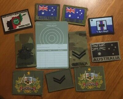 Australian Army Items