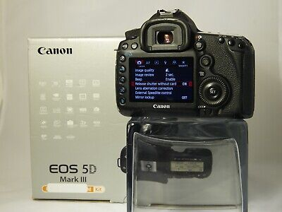 Canon EOS 5D Mark III 22.3MP Digital SLR Camera - #8