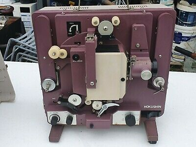HOKUSHIN SC-10 16mm Projector-Projector with optical sound-detection