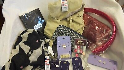 BNWT Ladies Girls Mens Big Job Lot RRP £209.00
