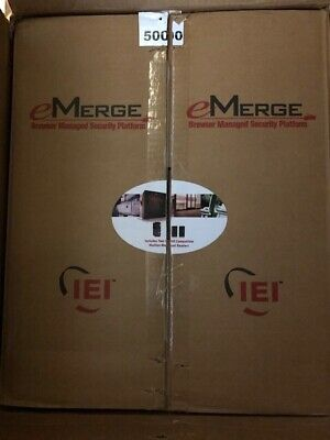 IEI EMERGE PANEL MAIN CARDS,POWER SUPPLY, 2 TREADERS, CD and HARDWARE