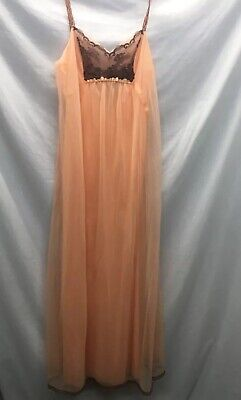 Vintage Lot of 16Lingerie 60's 70's SHEER NYLON NEGLIGEE Long/Short Nightgowns S
