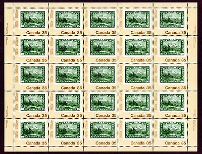 Canada - Mint Sheet Of 25 Stamps - Vfnh - Scott 912 - Canada 82