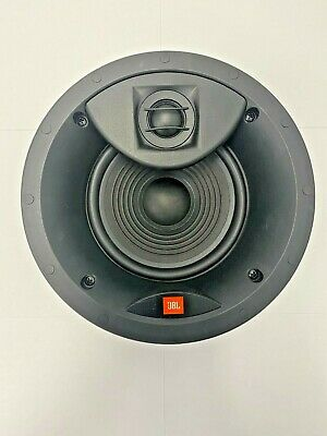 Leviton JBL 8-Inch Frameless In-Ceiling Speaker LAE8C Single