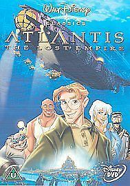Atlantis - The Lost Empire DVD (2002) Gary Trousdale cert U