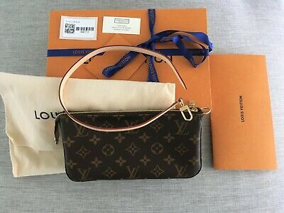 Louis Vuitton Pochette Accessoires NM Monogram MIF New NWT LV Accessories pouch