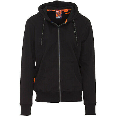 Superdry Herren Collective Zip Hoodie