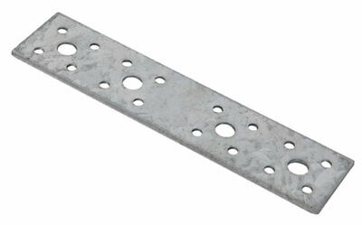 Galvanised Angle Bracket 150x150x60mm Wide pack of 10