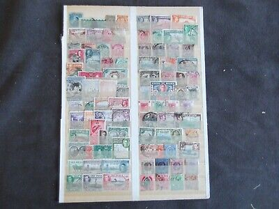 British Commonwealth  - Various Mint And Used Stamps (6)