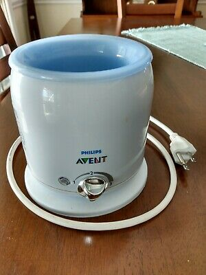 Phillips Avent Baby Bottle Warmer Scf 255 Barely Used