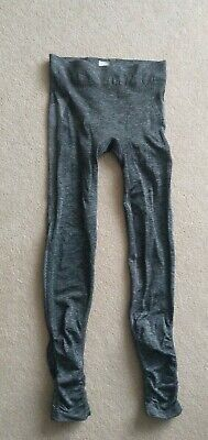 Casall Grey Sports Leggings (Used) Size 8