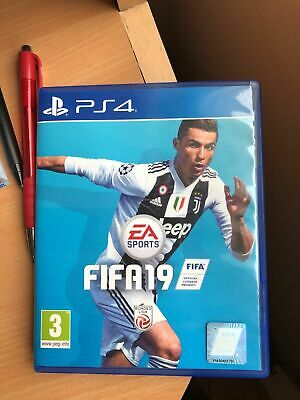 EXCELLENT  CONDITION ( FIFA 19 ) Brilliant  PS4  GAME