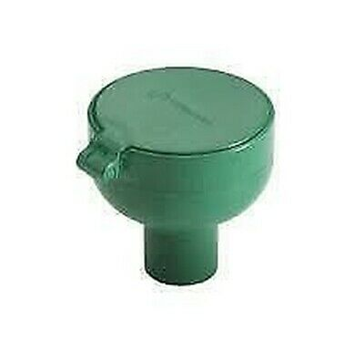 Haws SP21FC Replacement Eye Face Wash Head Plastic Green