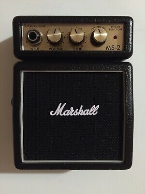 Amplificatore portatile Marshall MS-2