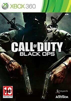 Call Of Duty Cod Black Ops Juego Xbox 360 / Xbox One