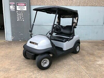 2018 Club Car Precedent 48V Electric Golf Cart Golf Buggie Buggy ERIC