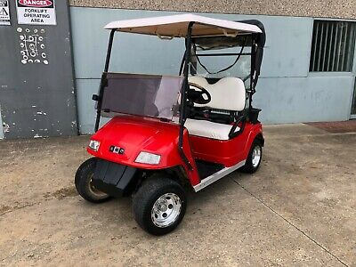 Cheap 2010 EMC Elite Golf Cart Golf Buggie Buggy with Battery Charger