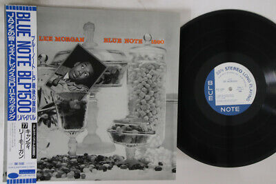 LP LEE MORGAN Candy BLP1590 BLUE NOTE JAPAN Vinyl OBI