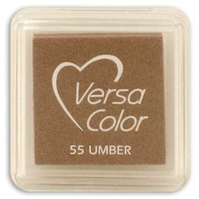 NEW VersaColor Pigment Mini Ink Pad, 55 Umber