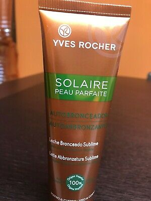 Yves Rocher Latte Autoabbronzante Sublime 100ml