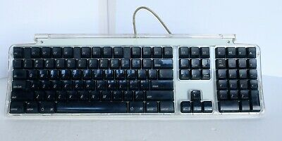 Vintage Apple Pro English USB Wired Keyboard (Black) [M7803]