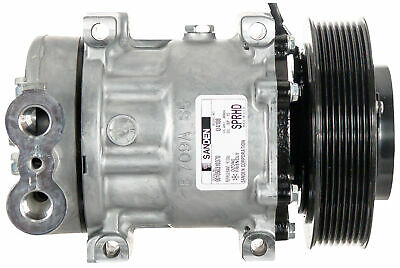 Sanden Compressor 5398 for Freightliner Trucks Replaces AC Condenser SKI4802S