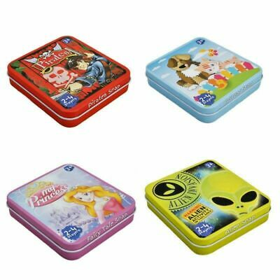SNAP Pairs Animal Happy Familes Traditional Children's Kids Playing Cards