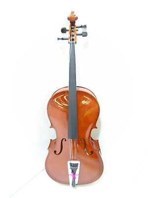 Student Full Size Cello with Case by Gear4music-DAMAGED- RRP £219