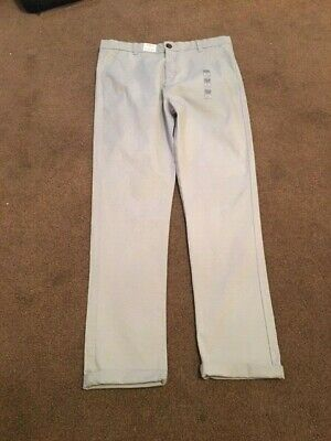 New - Boys Marks & Spencer Chinos Age 13 - 14