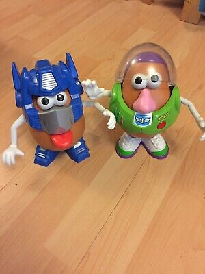 Mr Potato Head Buzz And Transformer Bundle