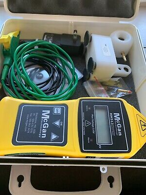 McGhan MM513 Insulation tester