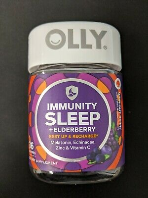 Olly Restful Sleep 110 Ct 24 53 Picclick Uk