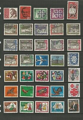 Berlin Germany 99 used stamps