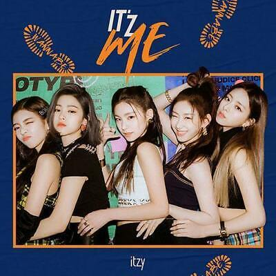 ITZY -  IT'z ME + Pre-order Benefit + fold poster