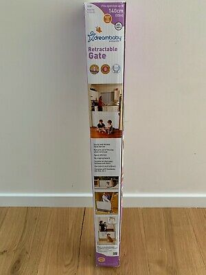 Dreambaby  Retractable Baby Gate Brand New in box. RRP $69.95