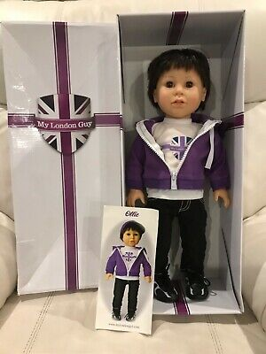 My London Guy Ollie - London Girl store - with his original box GORGEOUS And HTF