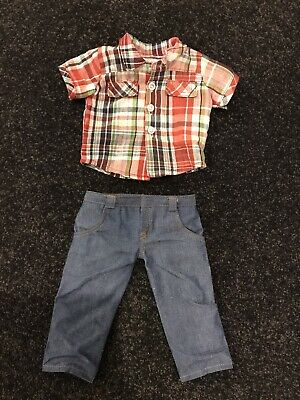 My London Guy (My London Girl Store) Jeans And Shirt Outfit - Hard-to-find