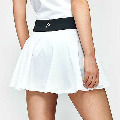 SALE! Head Performance Womens Woven Knit Super Light Two Toned Skort Size S