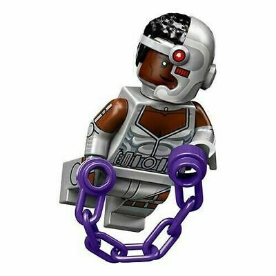 New Lego Cyborg Minifigure From DC Super Heroes Series (colsh-9)