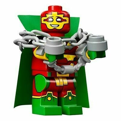 New Lego Mister Miracle Minifigure From DC Super Heroes Series (colsh-1)