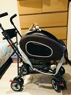 HPZ Pet Rover Premium Heavy Duty Dog/Cat/Pet Stroller