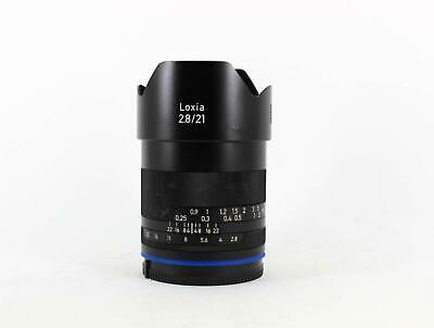 Zeiss Loxia 21mm f/2.8 Distagon T*, E Mount (SKU:962837)
