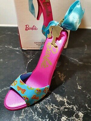 2019 Barbie Convention Hallmark Keepsake Shoe MIB