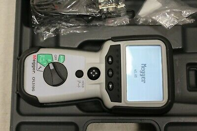 Megger CFL510G Cable Fault Locator