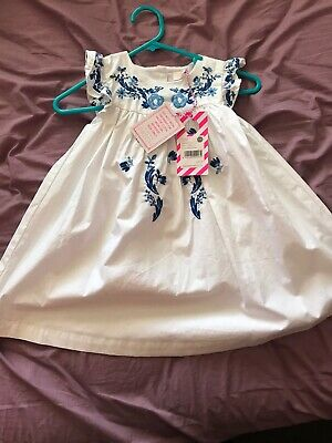 Brand New With Tags Pumpkin Patch Dresses. Size 12-18mths. Free Postage