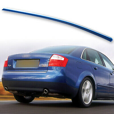 Rear Trunk Spoiler for Audi A4 B6 S4 Votex Type 2001-2005